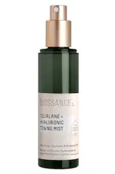 Biossance Squalane + Hyaluronic Toning Mist