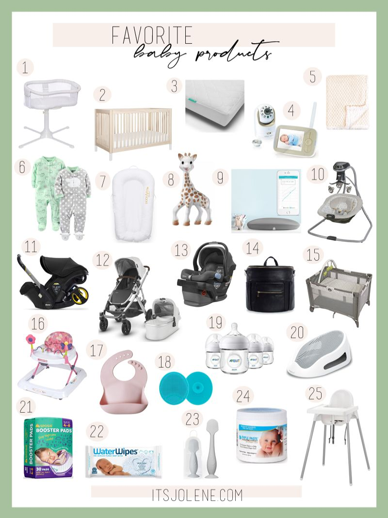 25 Baby Products Worth the Hype