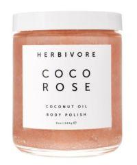 Herbivore Coco Rose Exfoliating Body Scrub