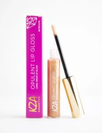 KZA Cosmetics Opulent Lip Gloss in Morganite