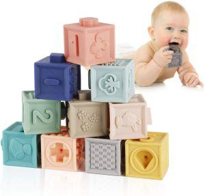 Soft Building Blocks