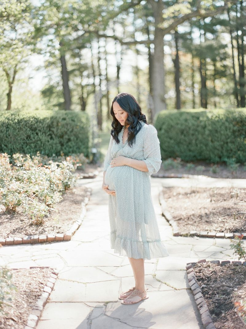 Maternity Photos For Baby #2