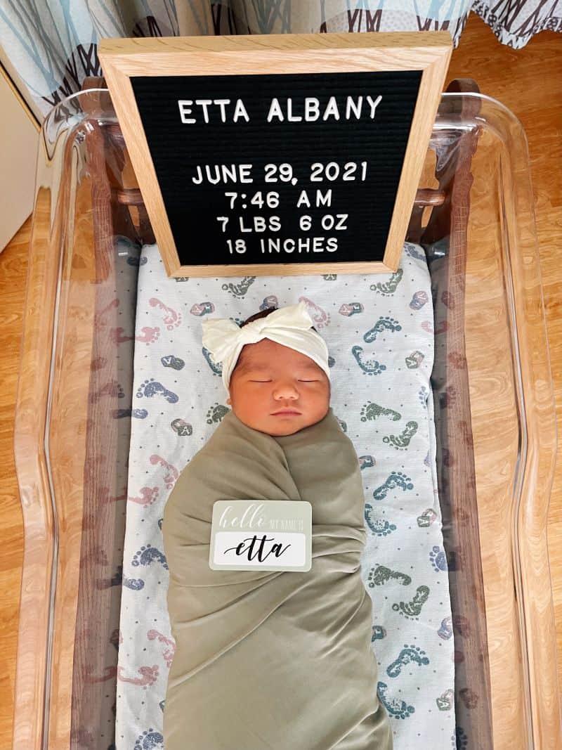 Meet Etta!